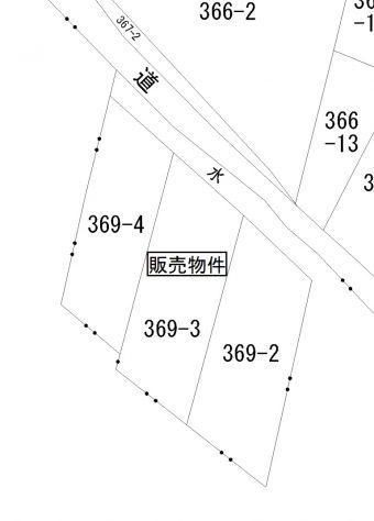 筑西市岡芹(石塚)公図